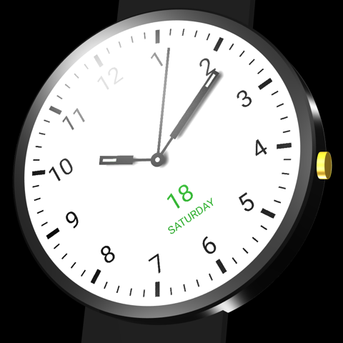 FaceRotation watch face
